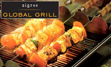 Sigree Global Grill