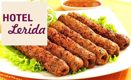 Zaikaa The Spice Kitchen - Hotel Lerida