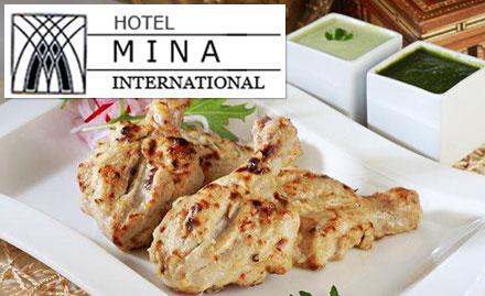 Mina Mughal Darbar - Hotel Mina International