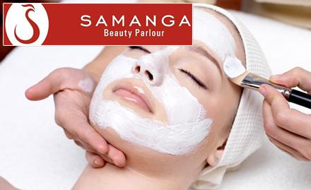 Samanga Beauty Parlour