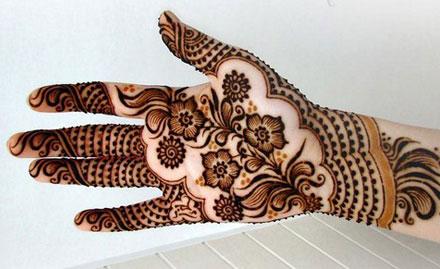 Raju Mehendi Art