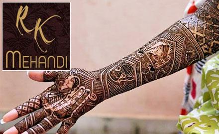 Ram Kumar Mehandi Arts