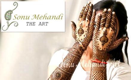 Sonu Mehandi Arts