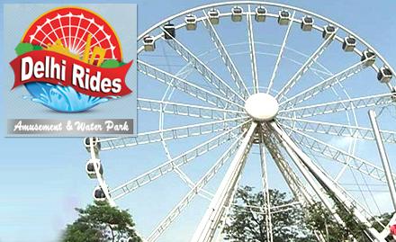 Delhi Rides