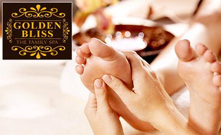 Golden Bliss Thai Foot Spa