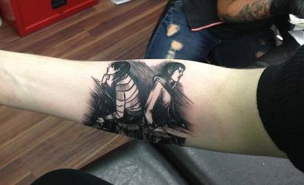 Red Heart Tattoo Studio
