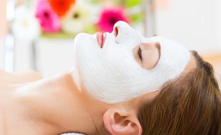 Quick Glow Beauty Parlour Korattur - 30% off on facials. Choose from fruit facial, chocolate facial, ayurvedic facial and more!
