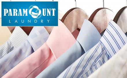 Paramount Laundry