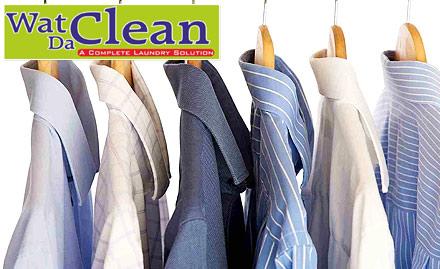 Wat Da Clean