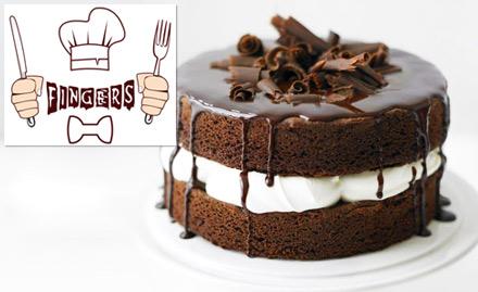 Fingers Cake Shop