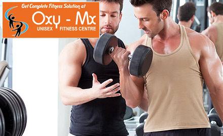 Oxy Mx Fitness