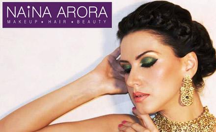 Naina Arora Signature Salon