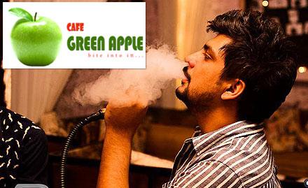 Cafe Green Apple