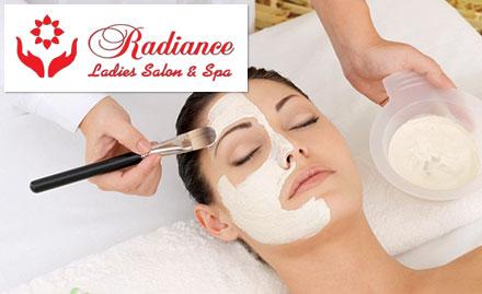 Radiance Ladies Salon & Spa