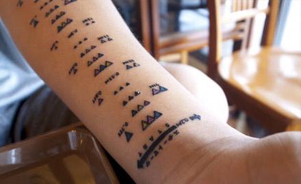 East India Ink Tattoo