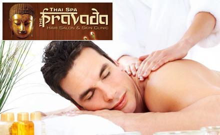 The Pravada Thai Spa