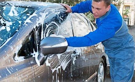 Car Bath