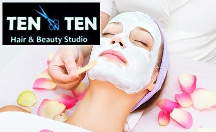 Ten On Ten Unisex Salon