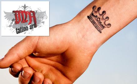 DNA Tattoo Art & Piercing