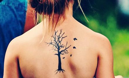 Feel The Pain Tattoo