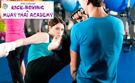 Amit Lalwanis's Kickboxing & Muaythai Academy