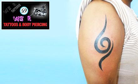 We R Tattoo & Body Piercing
