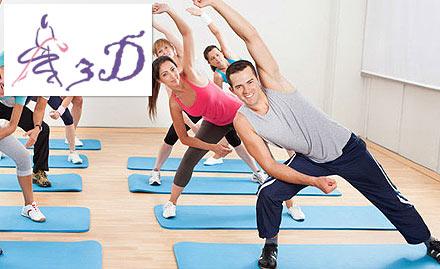 A3D I Fitness