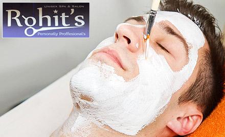 Rohit's Unisex Spa Salon & Make Up