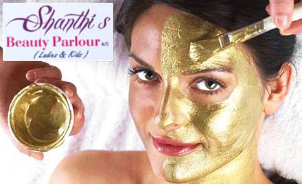 Shanthi's Beauty Parlour