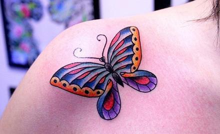 Happy Tattoo