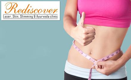 Rediscover-Skin, Laser,Slimming & Ayurveda Clinics
