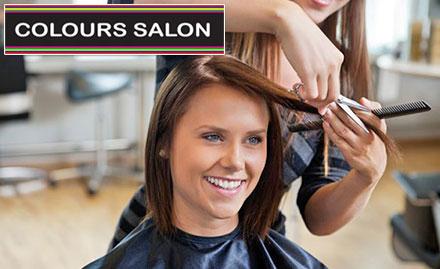 Colours Salon & Academy