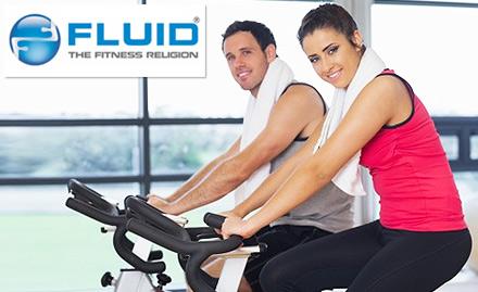 Fluid Fitness
