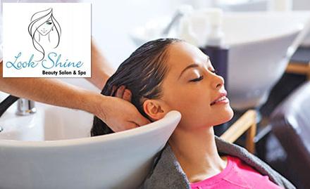 Look Shine Beauty Salon & Spa
