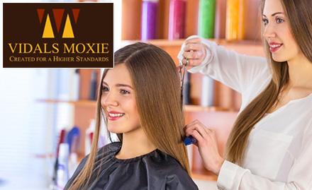 Vidals Moxie Ladies Salon