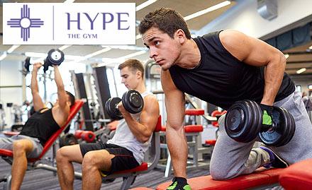 Hype - The Gym
