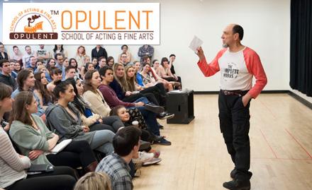 Opulent School Of Acting And Fine Arts