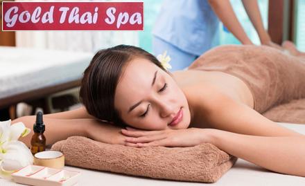 Gold Thai spa