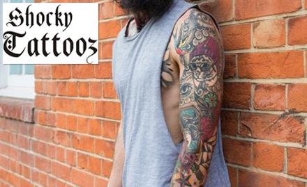 Shocky Ink Tattooz