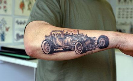 F T Ink Tattoo Studio