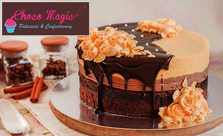 Choco Magic Patisserie & Confectioners Studio