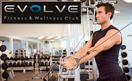 Evolve Fitness & Wellness Club