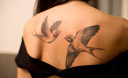 Angel And Devil Tattoo Studio