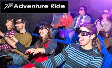7-D Adventure Ride