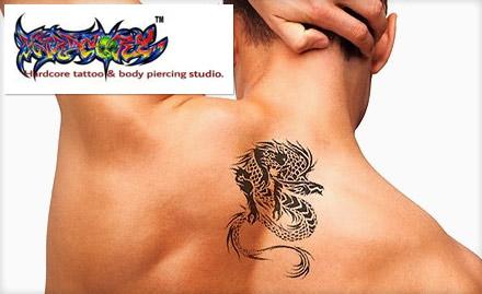 Hardcore Tattoo & Body Piercing Studio