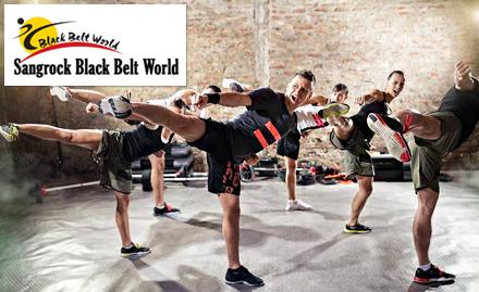Black Belt World India