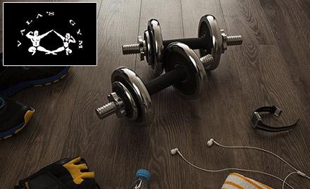 Vala's Fitness Zone