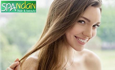 Spandan Hair & Beauty