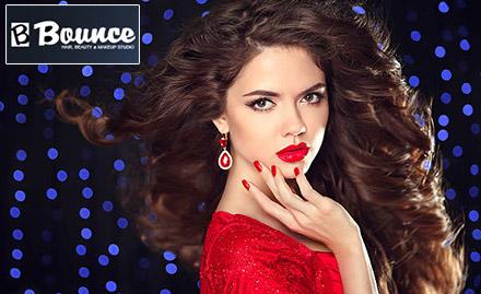 B Bounce Hair Beauty And Makeup Studio