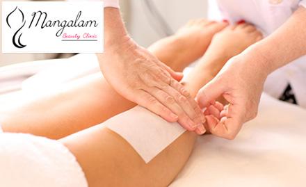 Manglam Beauty Clinic Deal, Offer